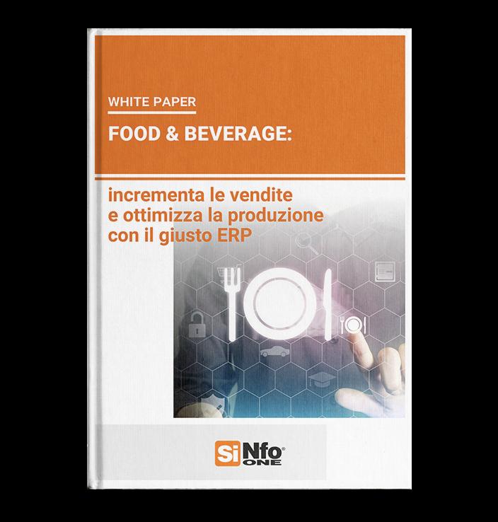 Food & Beverage: incrementa le vendite e ottimizza la produzione con il giusto ERP